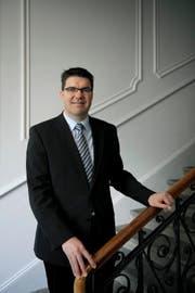 Tritt als Präsident der CVP des Kantons Luzern zurück: Pirmin Jung. (Bild Pius Amrein)