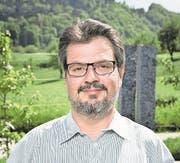 Max Hess, Gemeindepräsident von Dierikon. (Bild: Manuela Jans)