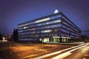 Der CSS-Hauptsitz im Luzerner Tribschenquartier. (Bild pd)