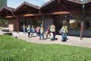Die Gemeinde Ebikon investierte 2015 in die Infrastruktur, beispielsweise beim Kindergarten Fildern. (Bild: pd)