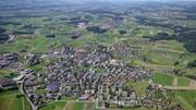 Blick auf die Gemeinde Steinhausen. (Bild: pd)