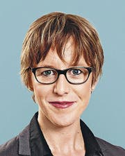 Barbara Gysel, Stadtratskandidatin: «Die SP ist seit 100 Jahren immer im Stadtrat vertreten.» (Bild: PD)