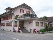 Das Restaurant Pinte in Nebikon. (Bild Pinte-Nebikon.ch)