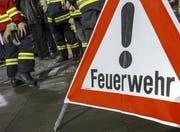 Die Feuerwehr Kerns konnte einen Grossbrand verhindern (Symbolbild). (Bild: Symbilbild: Luzerner Zeitung)