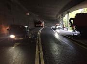 Nach derzeitigen polizeilichen Erkenntnissen kam es zu einer seitlich frontalen Kollision der beiden Fahrzeuge. (Bild: Kantonspolizei Uri)
