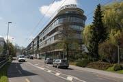Der Polizeiposten Kriens wird ab diesem Herbst hier im Schappe-Gebäude untergebracht. (Bild Dominik Wunderli)