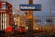 Bahnhof Rotkreuz (Symbolbild). (Symbolbild Lilo Sterki / ZZ (Rotkreuz, 7. November 2016))