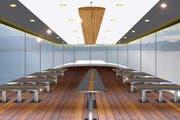 Ein Blick in den Innenraum des Schiffes. (Bild: PD / Visualisierung)