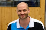 «Wir lassen in unserem Arbeits- und Trainingseifer keinen Millimeter nach.» Heiko Grimm, Trainer HC Kriens-Luzern (Bild: Nadia Schärli / Neue LZ)