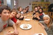 Ab Sommer 2010 gibt es in Kriens einen neuen Schülerhort. Im Bild ein Hort in Reussbühl im November 2007. (Archivbild Adrian Stähli/Neue LZ)