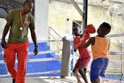 Kuba ist bekannt für seine früh herangezogenen Sportler... (Bild: Thomas Bornhauser)