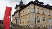 Das Dorfschulhaus in Triengen soll saniert werden. (Bild: PD/triengen.ch)