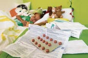 Das Bundesamt für Gesundheit geht davon aus, dass bis zu 40 Prozent der Medikamente, die Kindern oder Jugendlichen verabreicht werden, nicht für sie zugelassen sind. (Bild: Eveline Beerkircher)