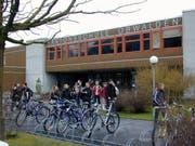 Mehr Geld für die Sanierung der Kantonsschule Obwalden. (Archivbild Robert Hess/Neue OZ)
