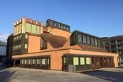 Das Gemeindehaus in Horw stammt aus dem Jahr 1979. (Bild: PD)