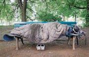 Obdachlose sollen nicht menschenunwürdig leben müssen. (Symbolbild: Keystone/Martin Gerten)
