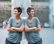 Corinne Imbach wird Leiterin des Jugendkulturhauses Treibhaus. (Bild: Boris Bürgisser (Luzern, 16. Juni 2017))
