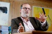 Der Zuger Stadtpräsident Dolfi Müller. (Bild: Stefan Kaiser / Neue ZZ)
