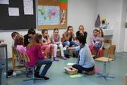 Ein Blick in eine Volksschule (Symbolbild). (Bild: Roseline Troxler / Neue LZ)