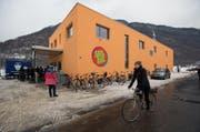 Das Jugendkulturhaus Senkel in Stans gehört zu den Siegern im Herbst 2013. (Bild: Roger Zbinden / Neue LZ)