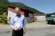 Der Obwaldner Unternehmer Theo Breisacher investiert auf Lungern-Schönbüel. (Bild: Keystone / Urs Flüeler)