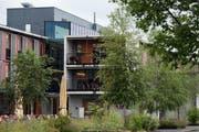 Das Pflegezentrum Kirchfeld soll in eine gemeinnützige AG ausgelagert werden. (Archivbild: Philipp Schmidli)