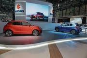 Der in Genf vorgestellte neue Suzuki Swift dürfte über Jahre das Volumenmodell der japanischen Marke bleiben.
