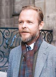 Der gebürtige Berner Christian Kracht (49) macht nicht nur Krach, sondern vor allem starke Literatur. (Bild: PD)