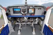 Das Cockpit eines PC-6 mit Baujahr 2009. (Bild: E. Studhalter/Pilatus Aircraft)