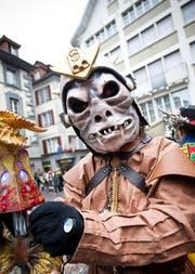 Der Böse. (Bild: Manuela Jans / Neue LZ)