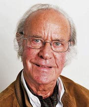 Frank Nager (1929–2018). (Bild: LZ)