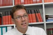 Peter V. Kunz, Professor für Wirtschaftsrecht an der Universität Bern. (Bild: PD)