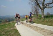 Biker können im Luthertal neu in einem eigens dafür eingerichteten Gasthof übernachten. (Bild pd)