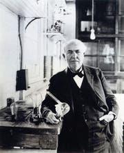 Der US-Amerikaner war unermüdlicher Erfinder und erfolgreicher Unternehmer zugleich: Thomas Alva Edison (1847–1931) in einer undatierten Aufnahme. (Bild: Getty)