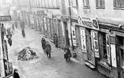 Einer der Schauplätze des Romans: Das jüdische Viertel Warschaus in den Dreissigerjahren. (Bild: Keystone)