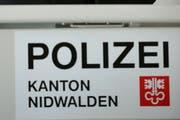 Die Nidwaldner Polizei rückte wegen zwei Selbstunfällen aus. (Bild: Themenbild Neue NZ)