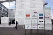 Für Firmen ist die Grafenau als Standort in der Stadt Zug aufgrund ihrer Zentrumsnähe beliebt. (Bild Werner Schelbert/Neue ZZ)