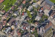 Die Poststelle in Arth. (Bild: Screenshot Google Maps)