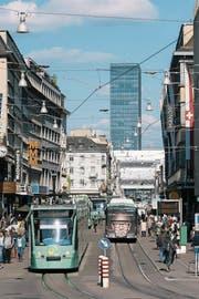 In Basel sind die Statusgesellschaften besonders wichtig. Bild: Christan Beutler/Keystone (20. April 2016)