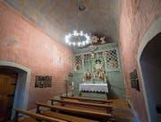 Das Innere der Loreto-Kapelle ist ein Abbild des «heiligen Hauses Mariens» in Italien.