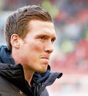 Seine Zeit als VfB-Trainer ist abgelaufen: Hannes Wolf. (Bild: Ronald Wittek/EPA (Stuttgart, 27. Januar 2018))