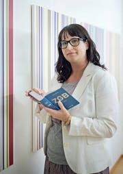 Marion Loretan (34) (Bild: Neue LZ)