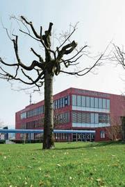 Das Departement Technik & Architektur der Hochschule in Horw. (Bild: Dominik Wunderli (10. März 2016))