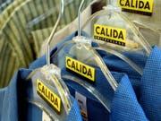 Kleider der Marke Calida verkaufen sich besser als auch schon. (Archiv) (Bild: KEYSTONE/STEFFEN SCHMIDT)
