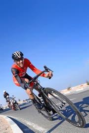 Fabian Cancellaras Antrieb: das Gefühl, zu leiden – und dann belohnt zu werden. (Bild: Freshfocus/Tim de Waele)