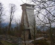 So soll der neue Turm im Tierpark Goldau aussehen. (Bild PD)