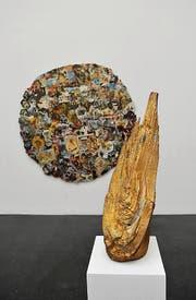 Wie kommt das Licht ins Bild und der Gegenstand in die Kunst? Malerei und Skulpturen von Alois Mosbacher aus der Sammlung Toni Gerber. (Bilder Corinne Glanzmann)