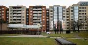 Das in die Jahre gekommene Hertizentrum soll erweitert werden. (Bild: Stefan Kaiser (Zug, 1. März 2017))