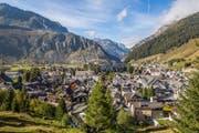 Die Region Andermatt ist eine der diesjährigen Gastregionen an der Luga in Luzern. (Bild: Mike Niederhauser/luga.ch)