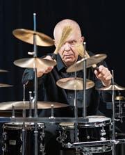 «Composer in residence» zum Thema «Kindheit»: Schlagzeuger Fritz Hauser (64). (Bild: Andreas Zimmermann)
